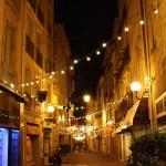 Pezenas at night